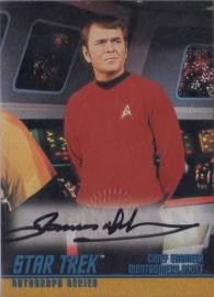 Star Trek: James Doohan [Autograph]
